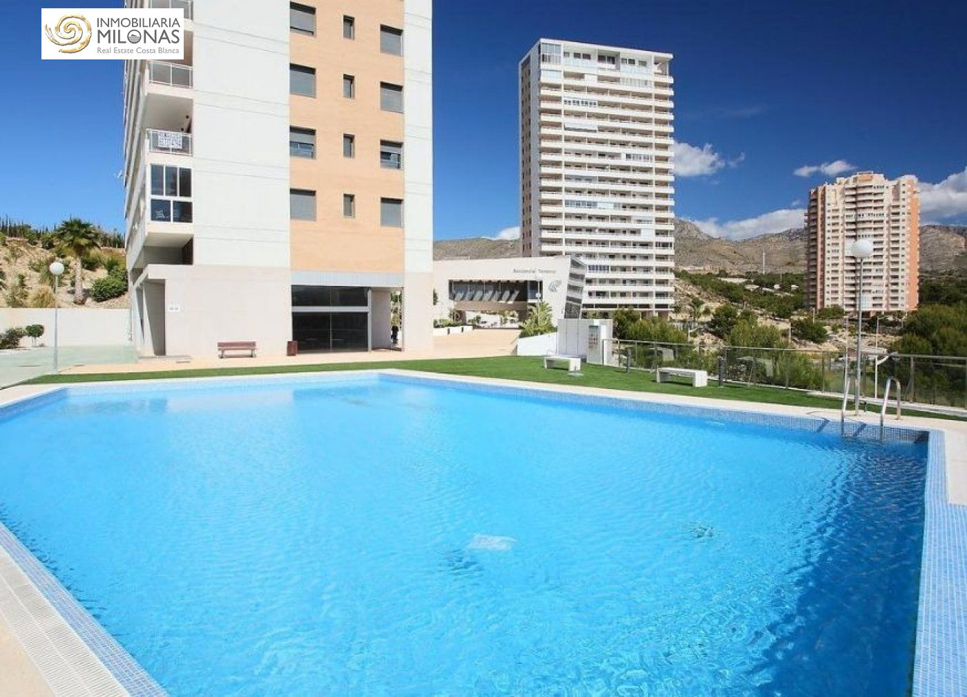 apartment en benidorm · via-parque 136500€