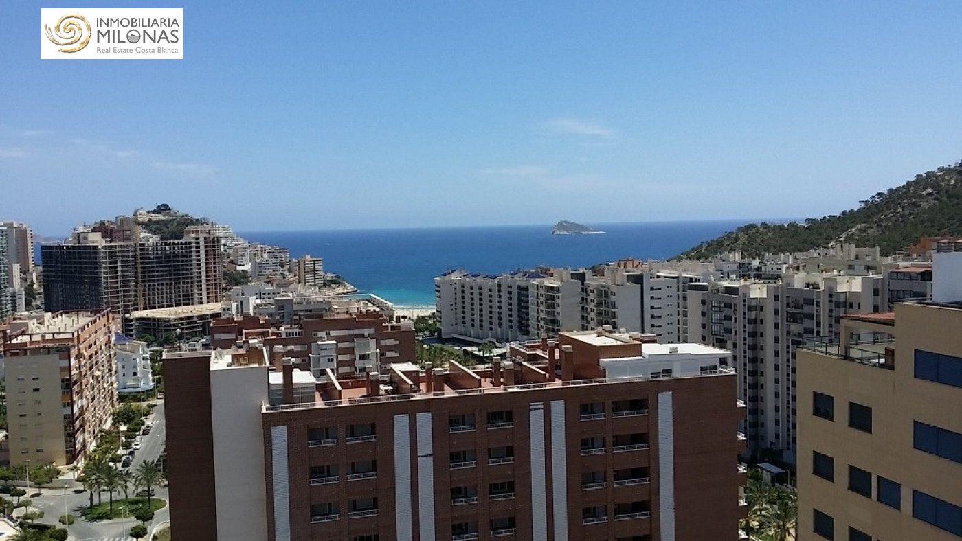 penthouse en benidorm · cala-de-villajoyosa 302000€