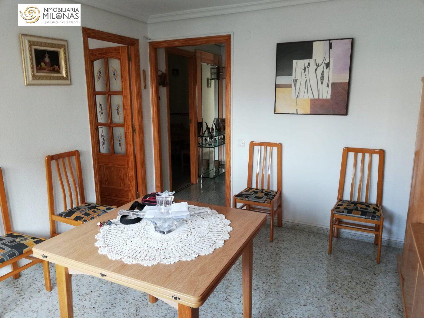 apartamento en villajoyosa · centro 106000€