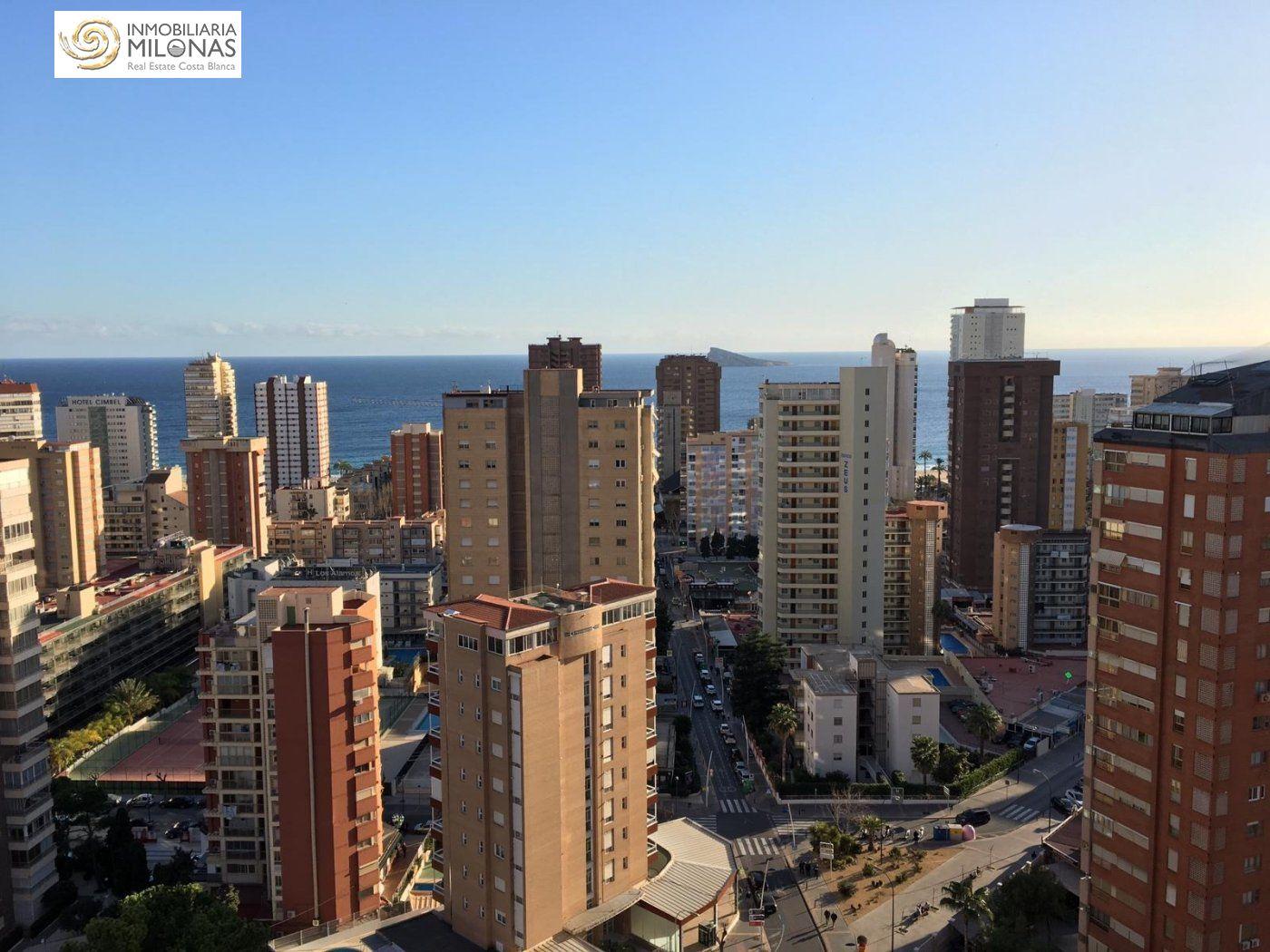 apartamento en benidorm · avenida-europa 315000€