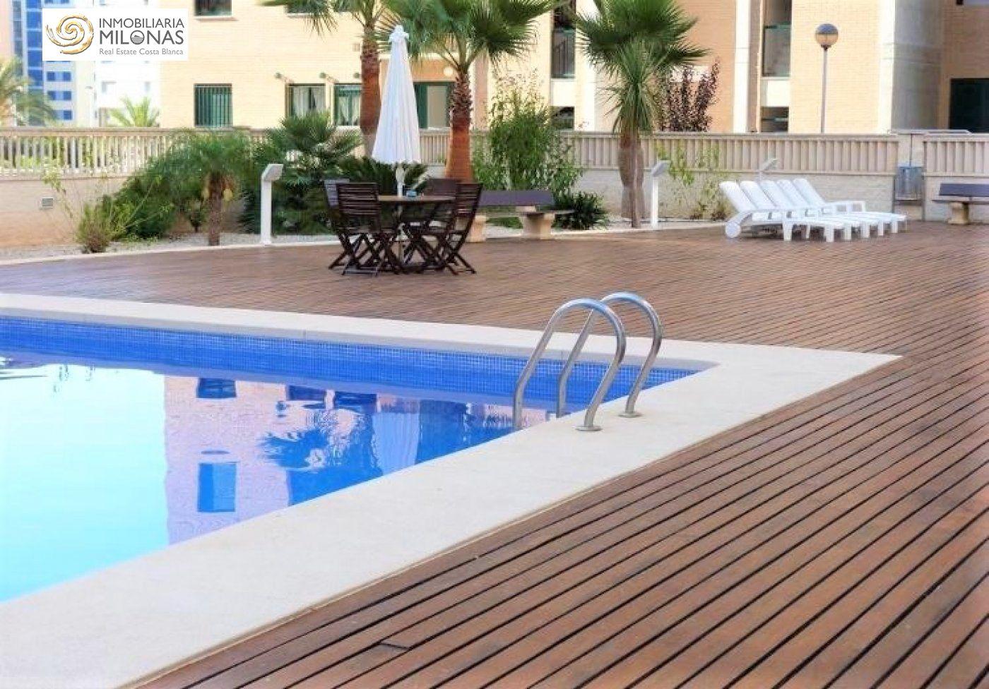 apartamento en benidorm · cala-de-villajoyosa 550€