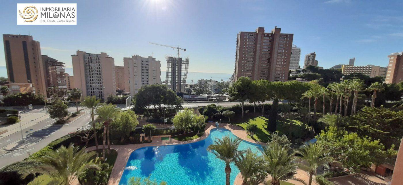 apartamento en benidorm · poniente 263000€