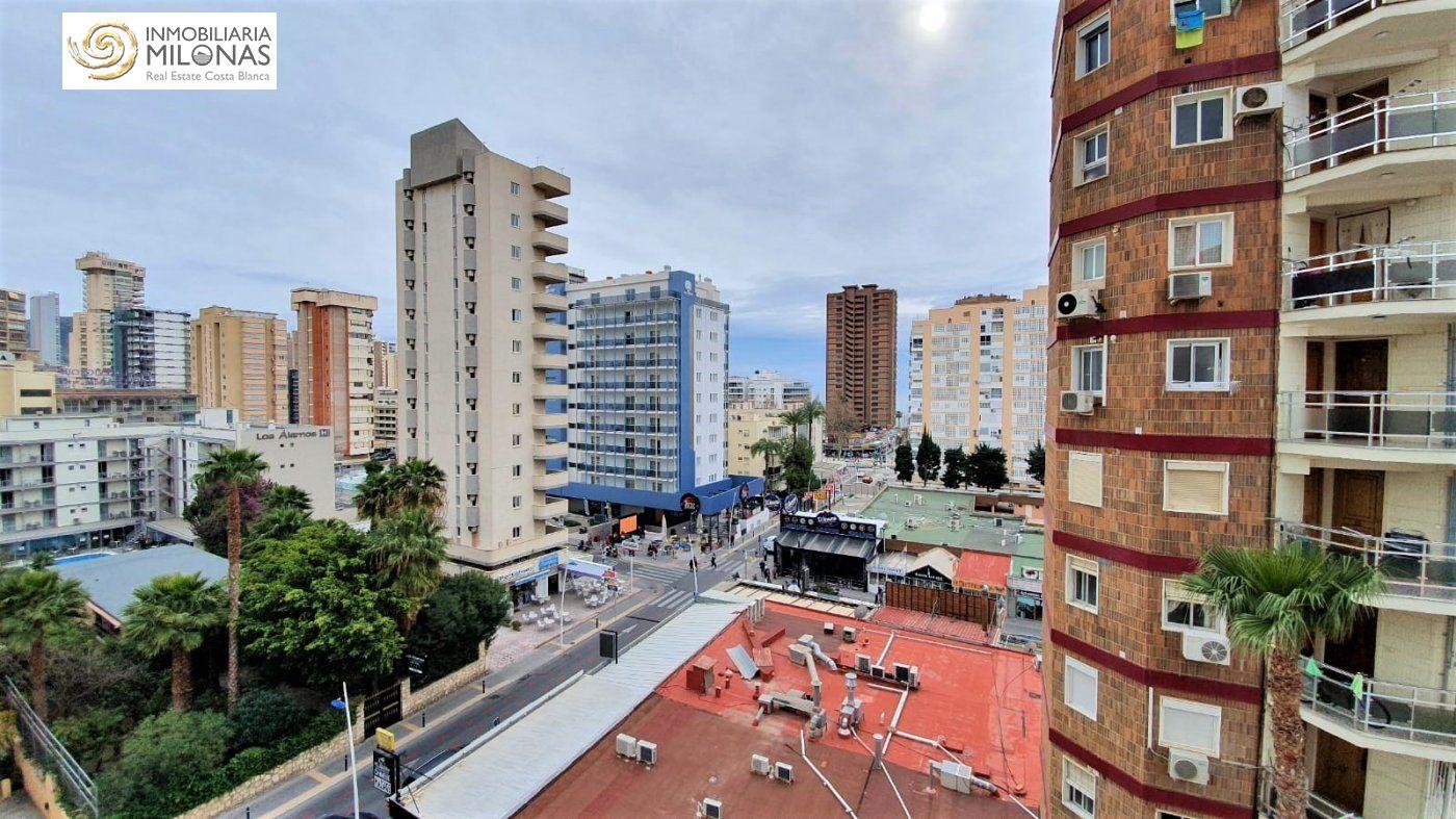 apartamento en benidorm · centro 159000€