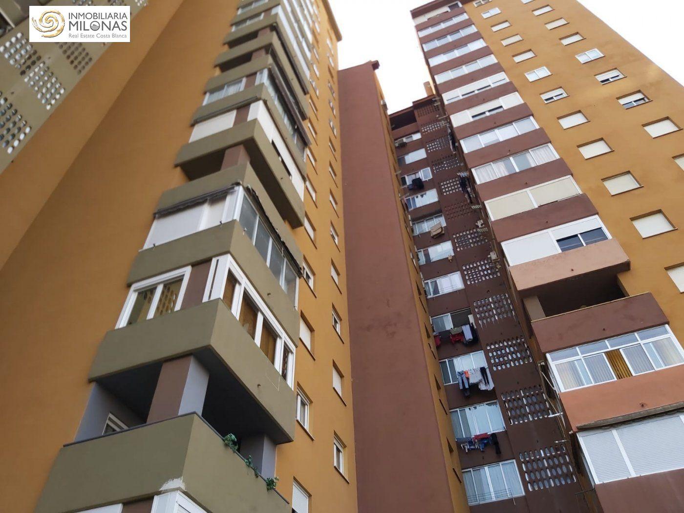 квартира en Benidorm · Cala-de-Benidorm 147000€