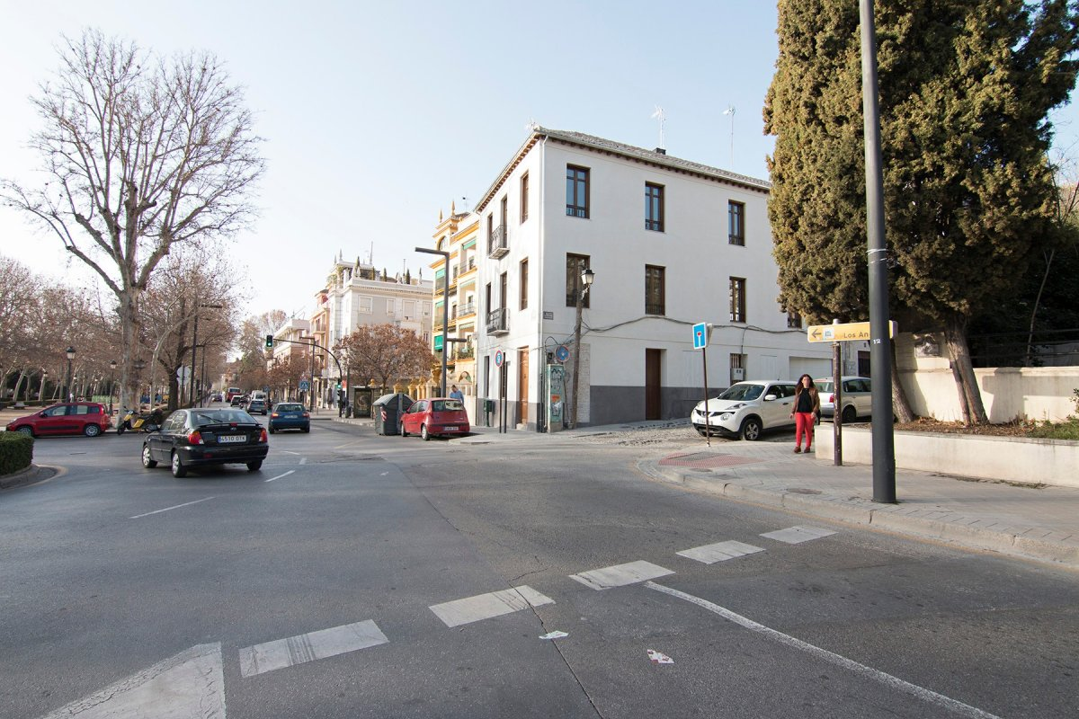 PASEO BOMBA / ESCORIAZA, Granada