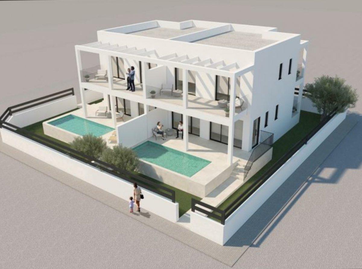 semi-detached en marratxi · ses-cases-noves 450000€