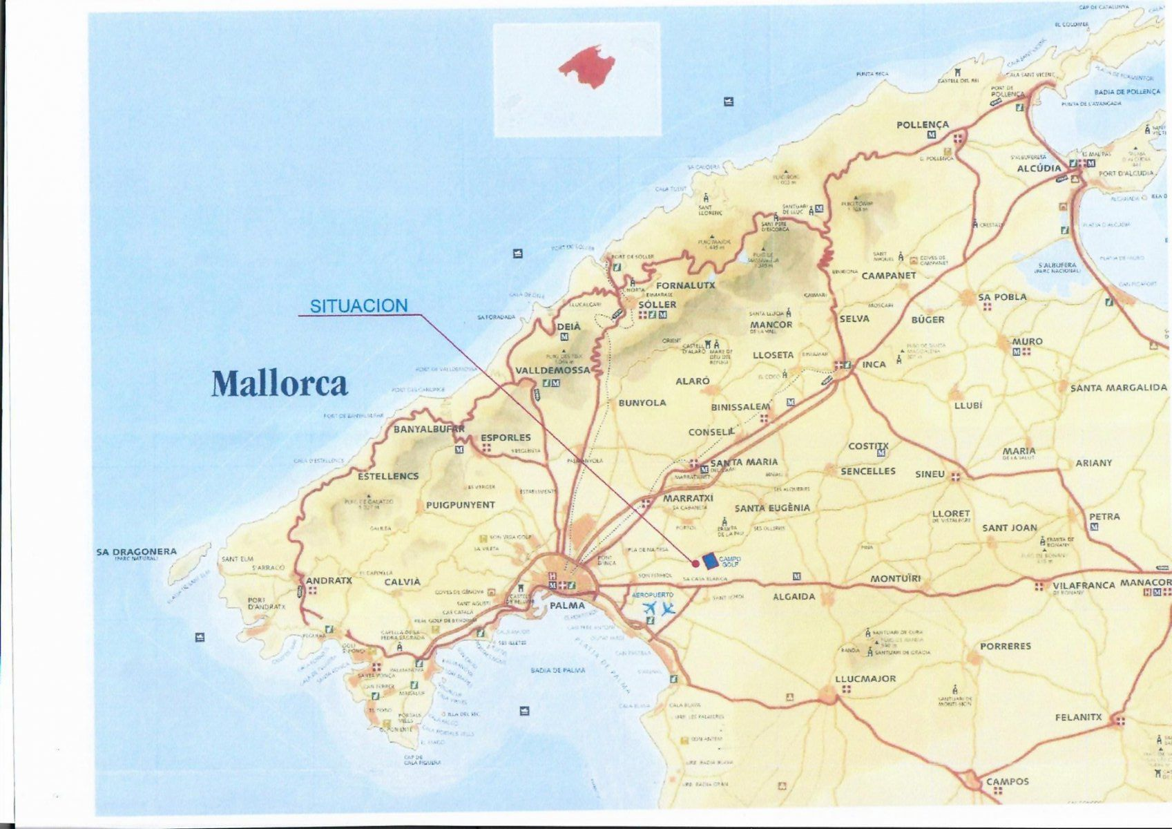 Finca Rústica · Sineu · Área De Sineu 2.400.000€€