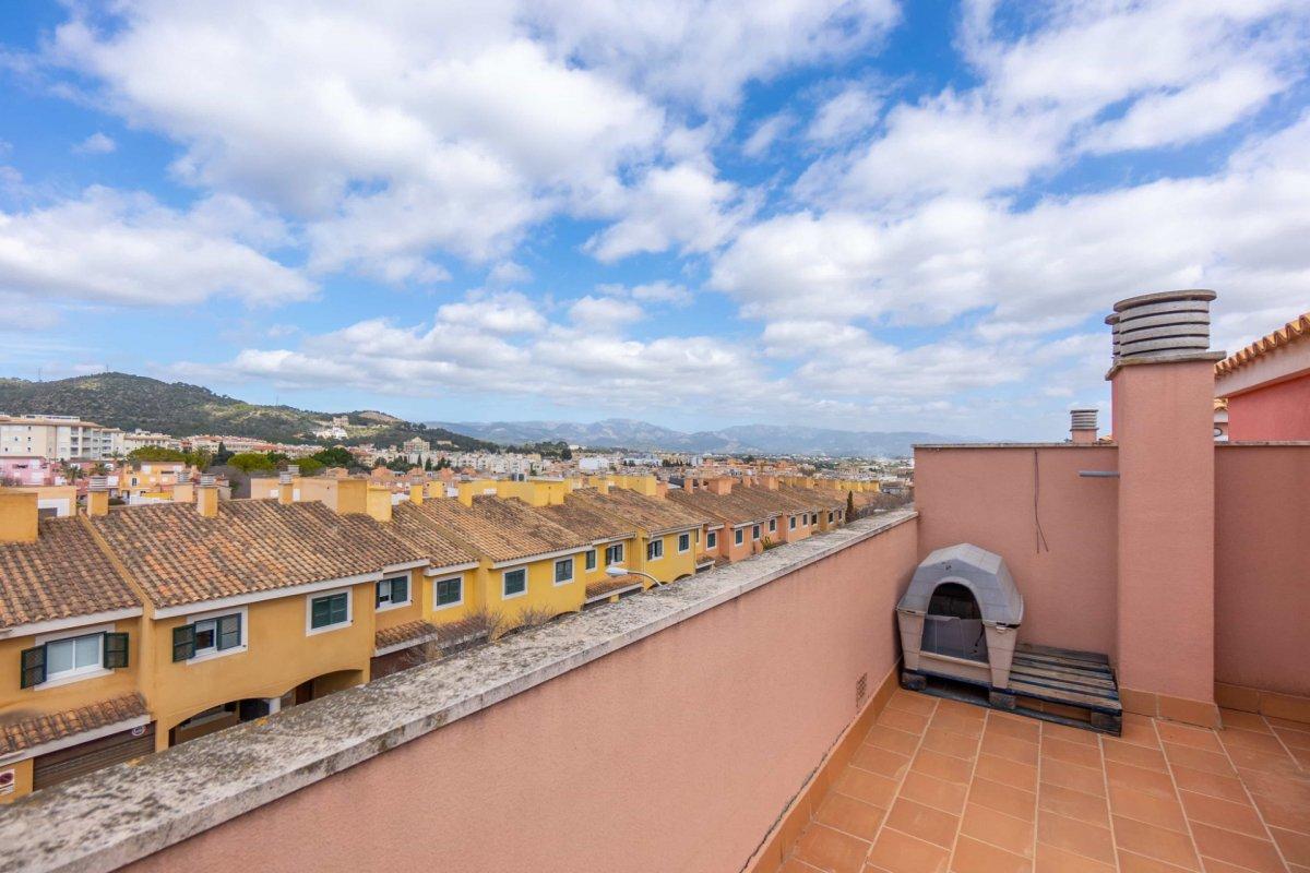 En venta precioso chalet adosado con terraza y garaje en zona colegios (son rapinya). - imagenInmueble27