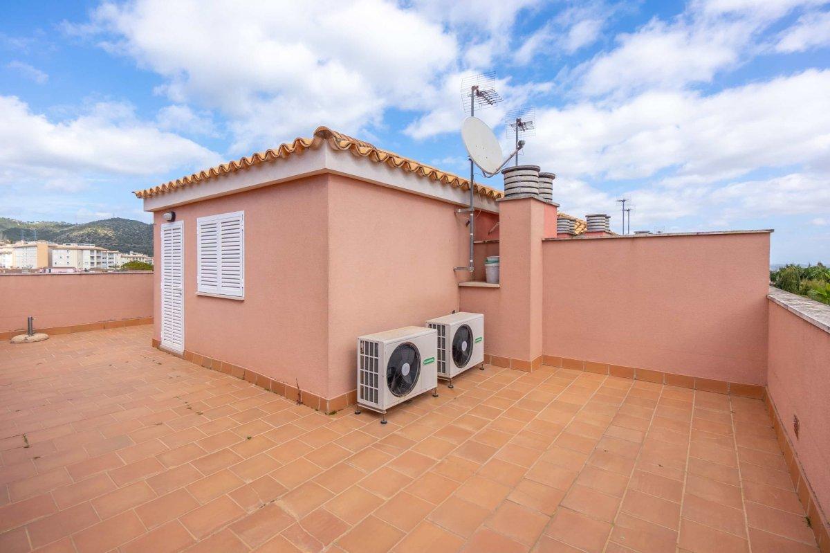 En venta precioso chalet adosado con terraza y garaje en zona colegios (son rapinya). - imagenInmueble28
