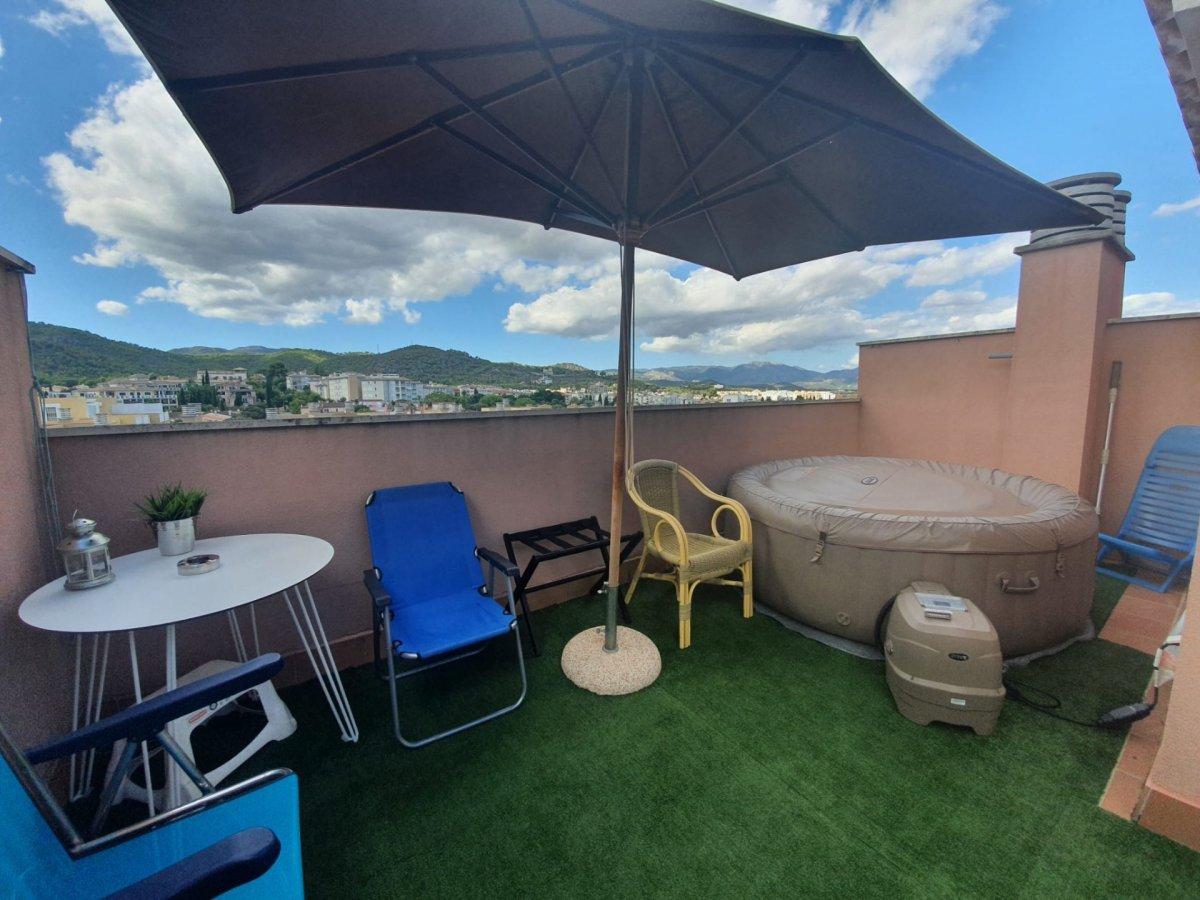 En venta precioso chalet adosado con terraza y garaje en zona colegios (son rapinya). - imagenInmueble33