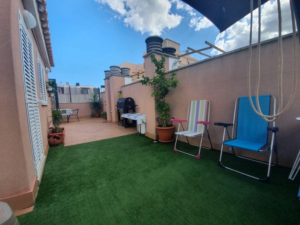 En venta precioso chalet adosado con terraza y garaje en zona colegios (son rapinya). - imagenInmueble34