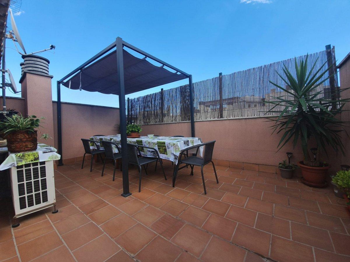 En venta precioso chalet adosado con terraza y garaje en zona colegios (son rapinya). - imagenInmueble35