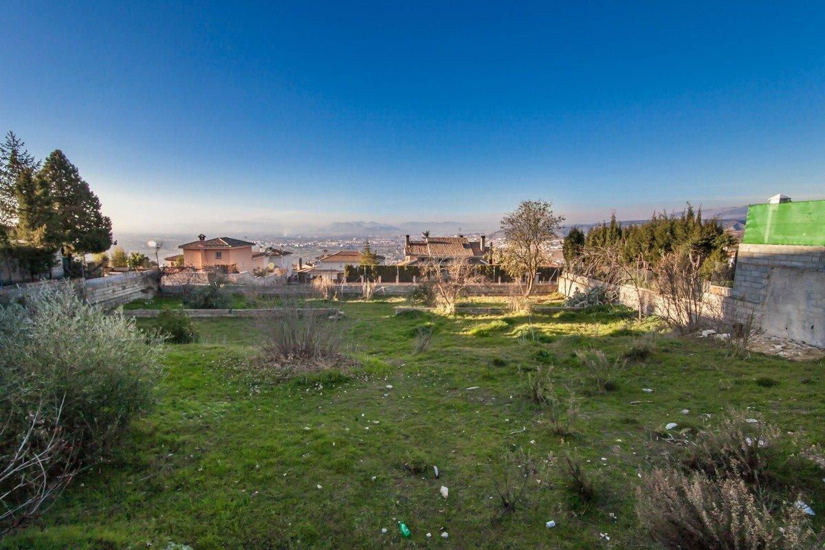 Parcela en el Barrio de Monachil, Granada