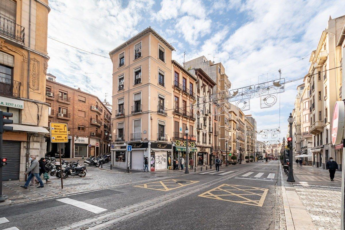 Apartamento junto Plaza Nueva