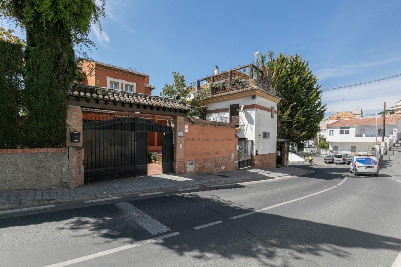 Impresionante chalet independiente en Barrio de Monachil