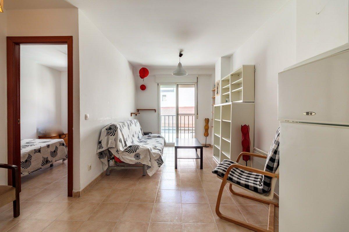 Piso de 1 dormitorio en el precioso pueblo de Monachil, Granada