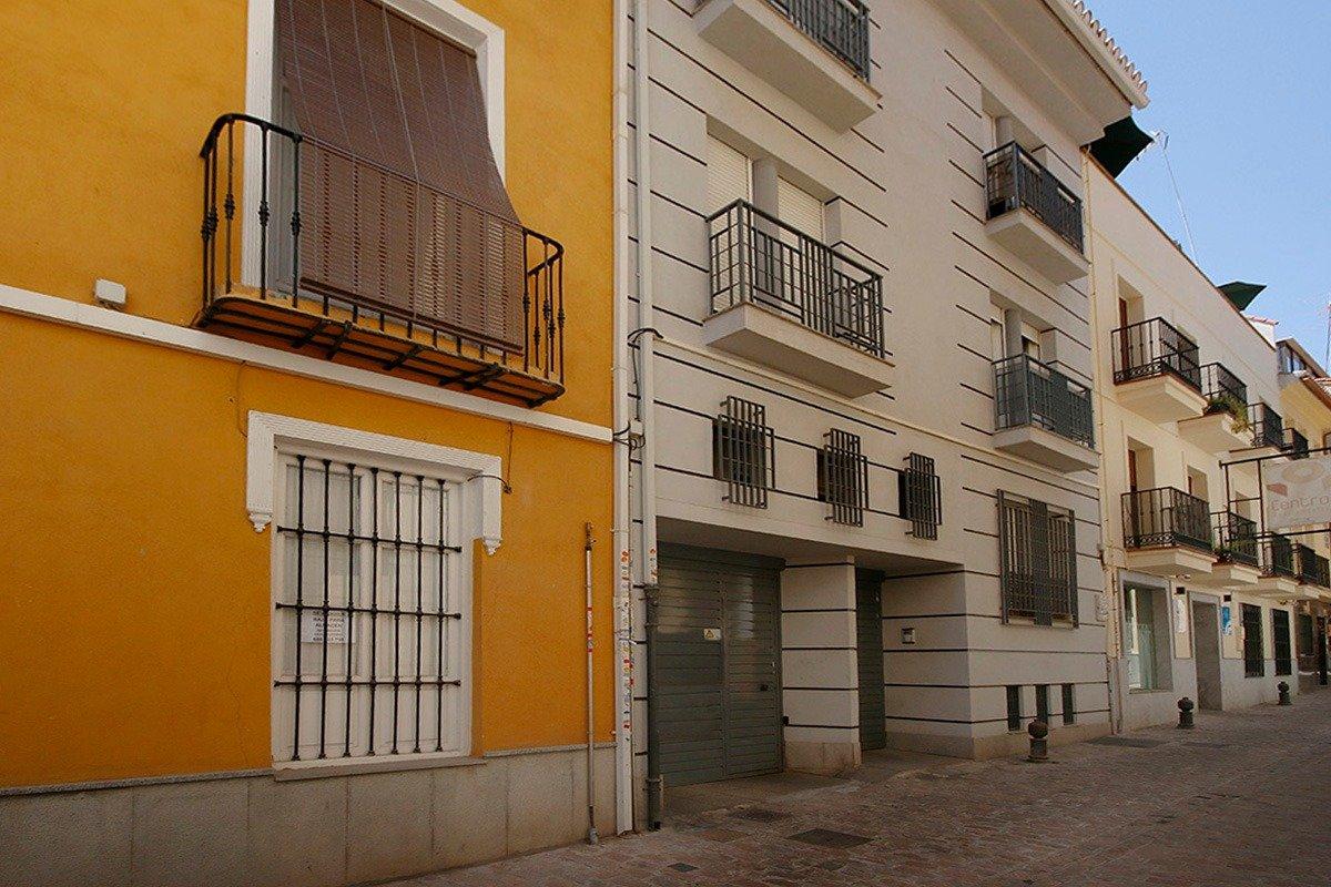 Apartamento en pleno de Granada, junto calle San Antón.