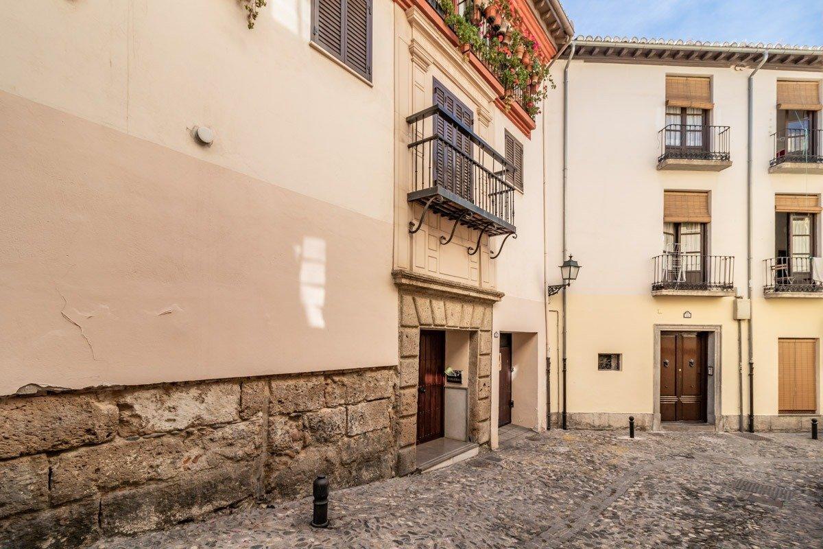 Dúplex en pleno centro de Granada - Gran Vía