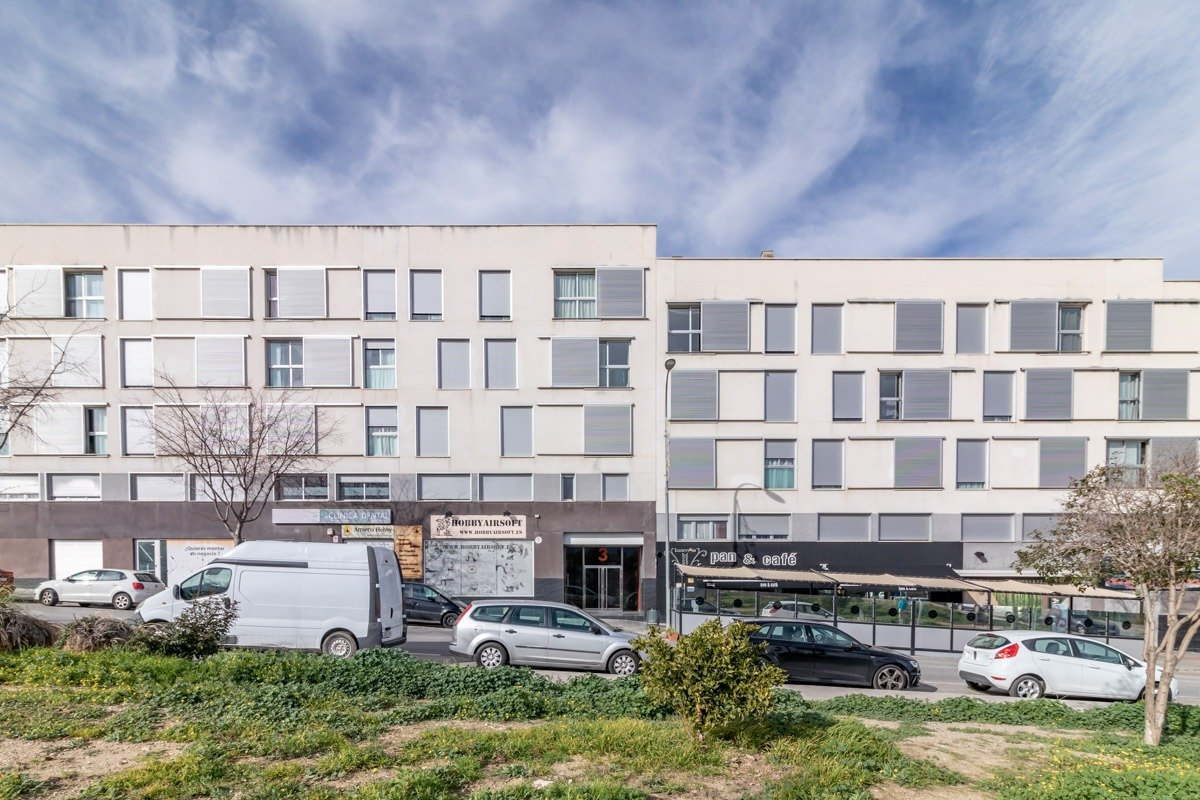Coqueto piso en 4ª planta en Alhendin