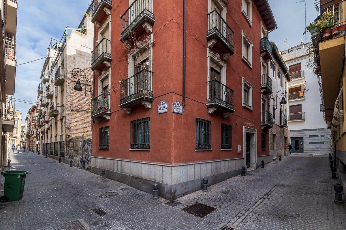 Apartamento junto Carrera de la Virgen
