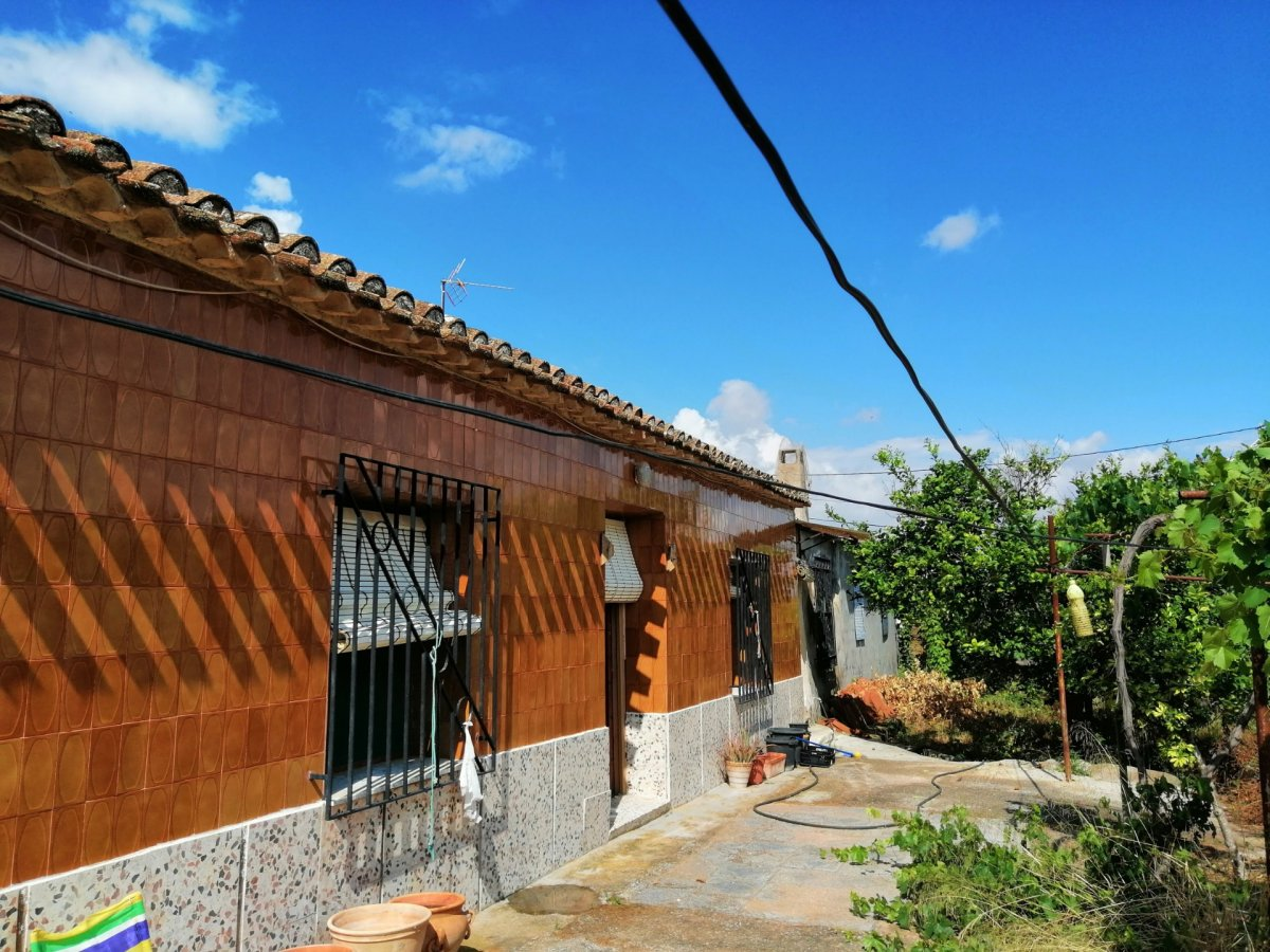 Country House for sale in Tallante, Cartagena