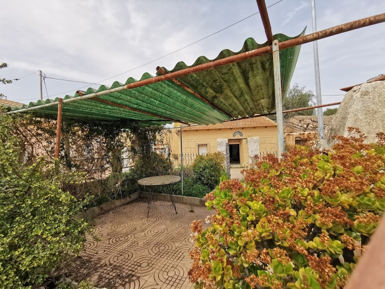 house-with-land en fuente-alamo-de-murcia · la-pinilla 65000€