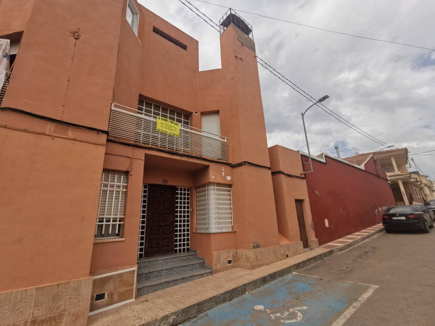 casa-de-pueblo en fuente-alamo-de-murcia · fuente-alamo 89900€