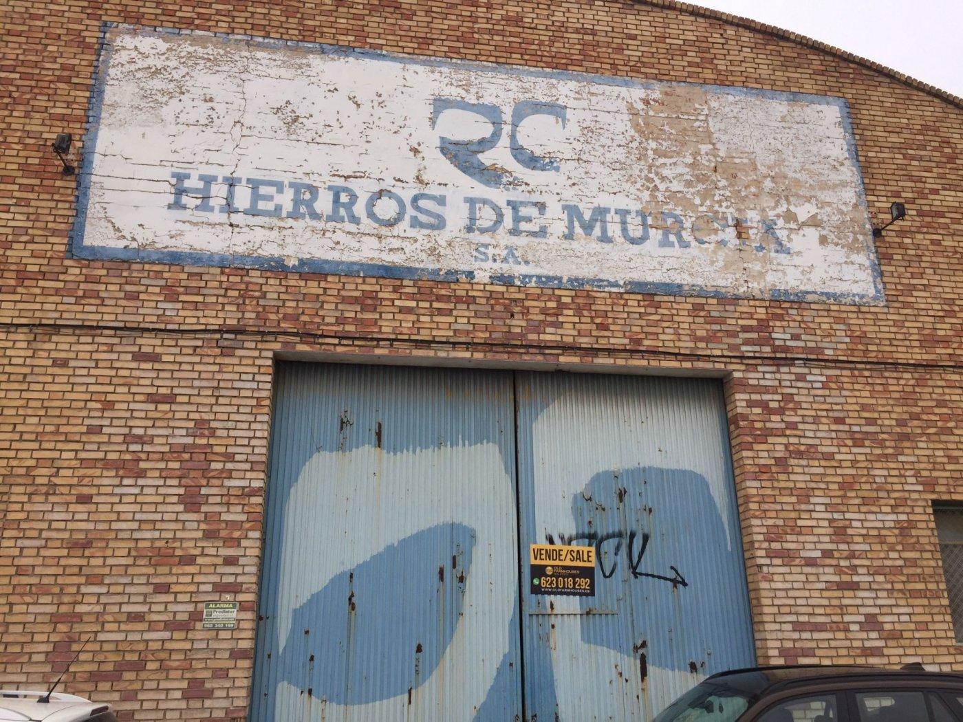 Nave Industrial · Murcia · El Puntal 650.000€€
