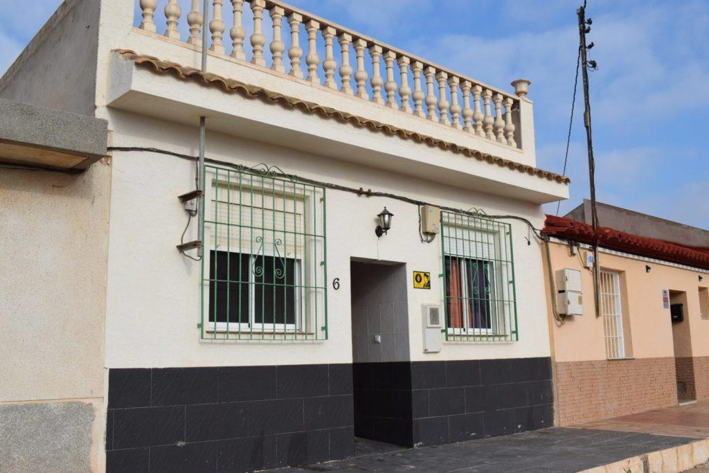 casa en cartagena · la-aljorra 99000€