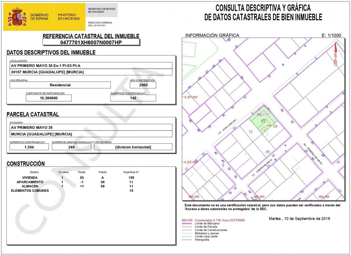 Piso · Murcia · Guadalupe 152.000€€