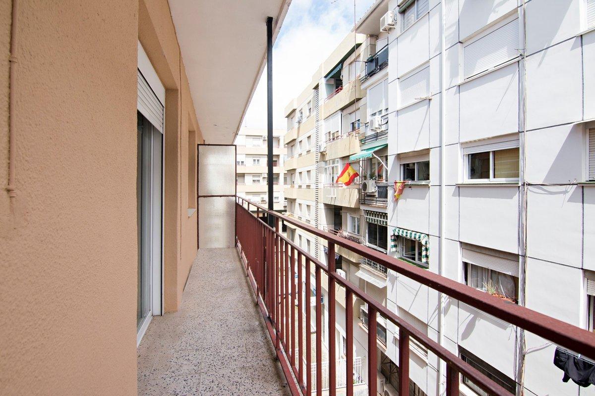 Camino de Ronda, 3 dormitorios , 1 baño, Granada