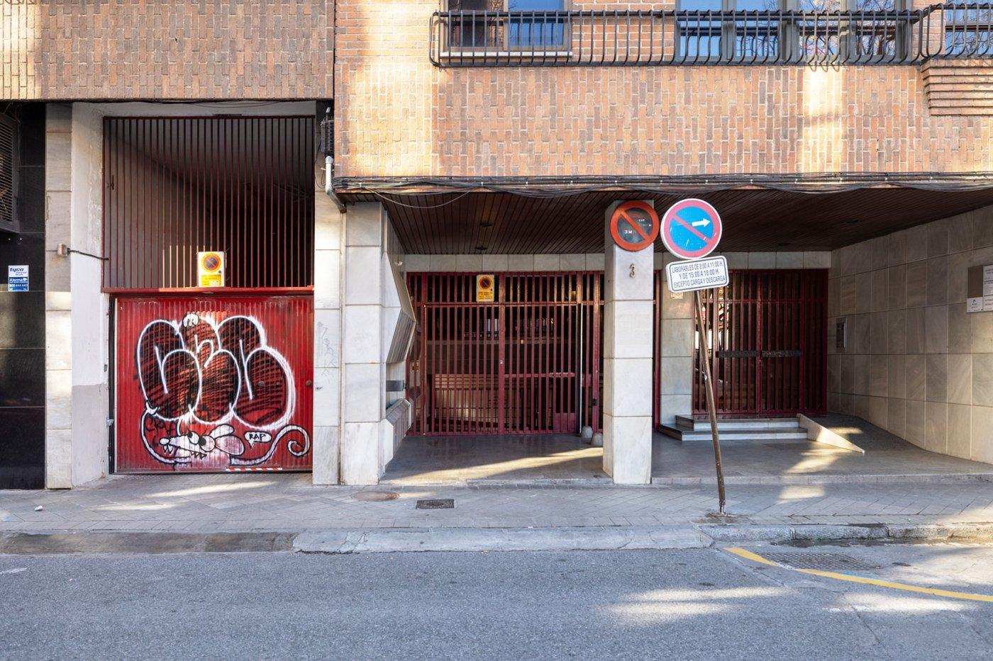 Garaje en Granada