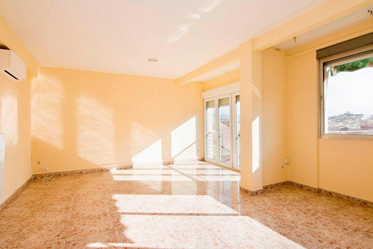 Carril de picón y calle tablas, junto facultad de traductores. piso en planta alta con vistas despej