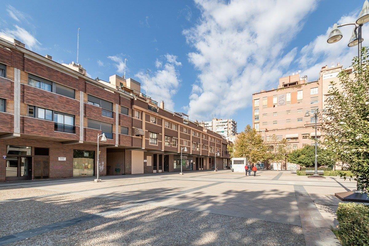 San Lázaro, Granada