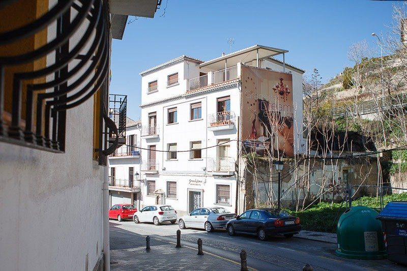 Oportunidad para inversores. rentabilidad de inmediato: edificio en el albaycín, granada