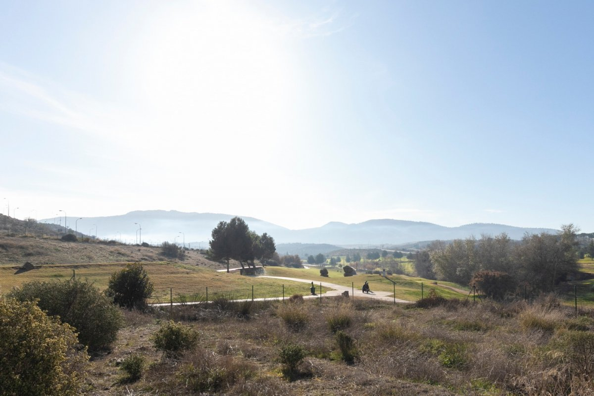 Solar en Campo de golf