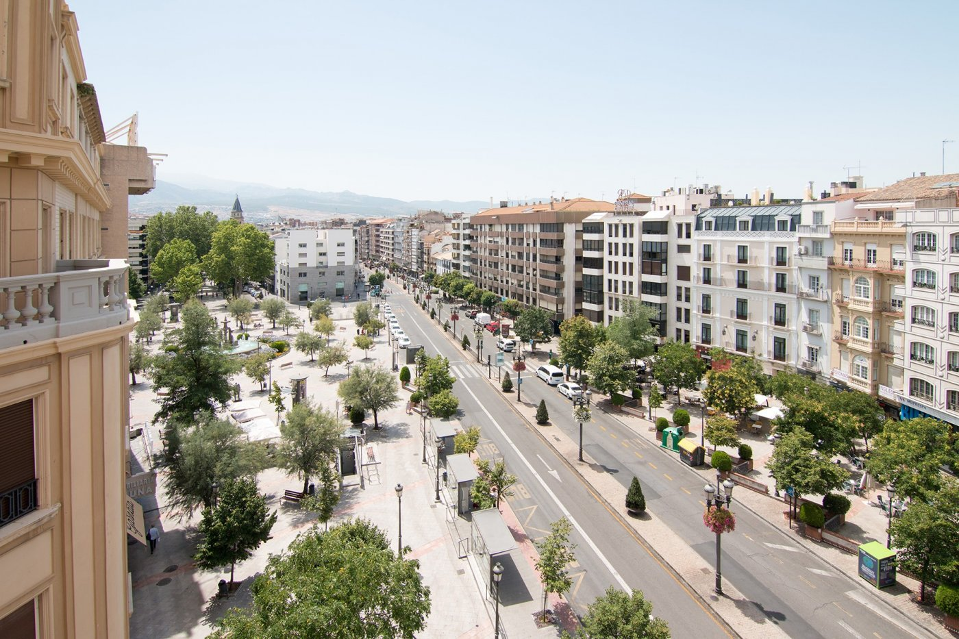 FABULOSO PISO EN EL KM 0 DE GRANADA. EN PUERTA REAL DE ESPAÑA, Granada