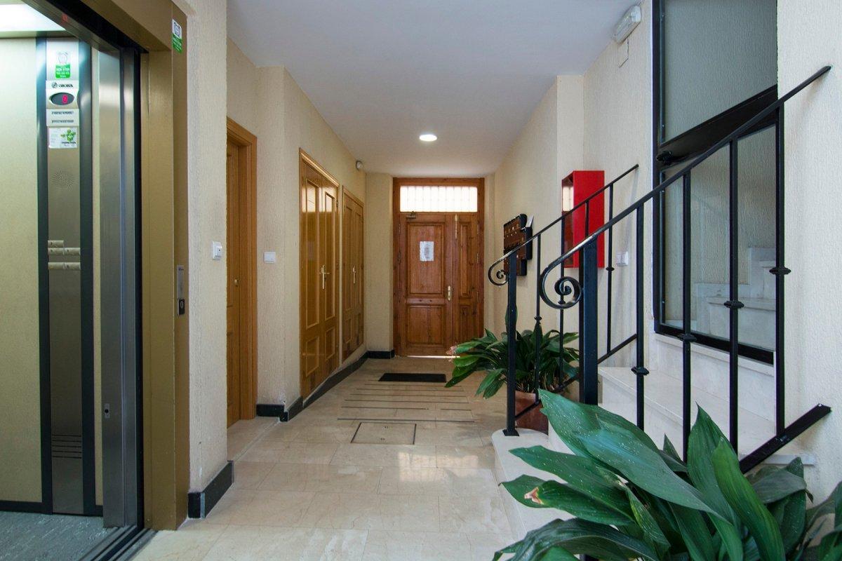 Apartamento de un dormitorio en el Realejo., Granada