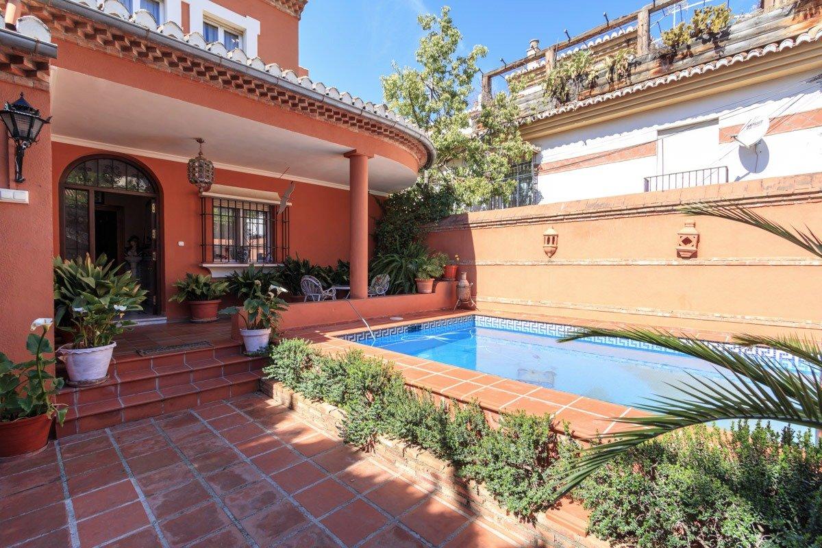 """Casa en el """"BARRIO de Monachil"""""""