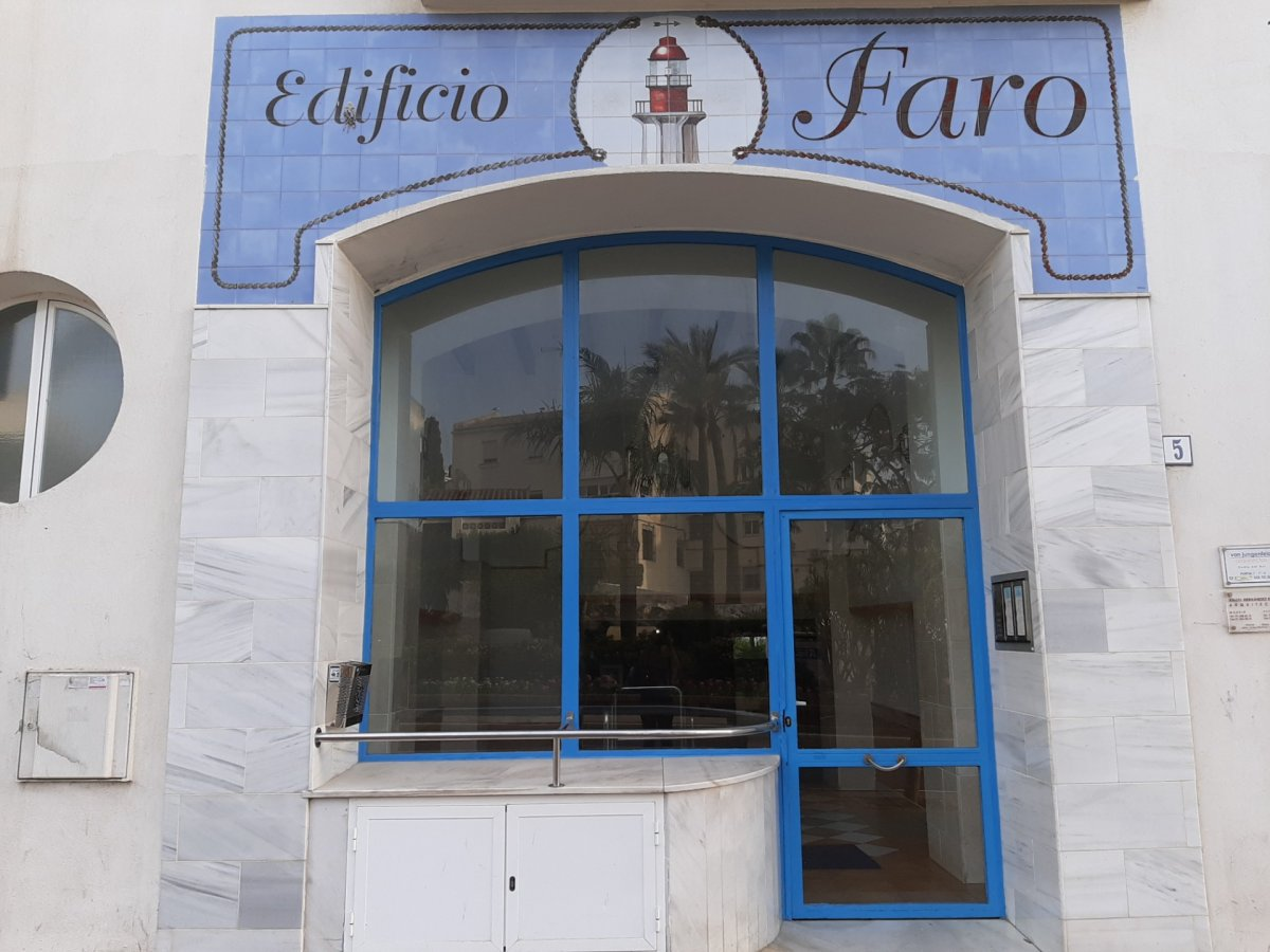 Garaje en venta en Casco urbano, Estepona