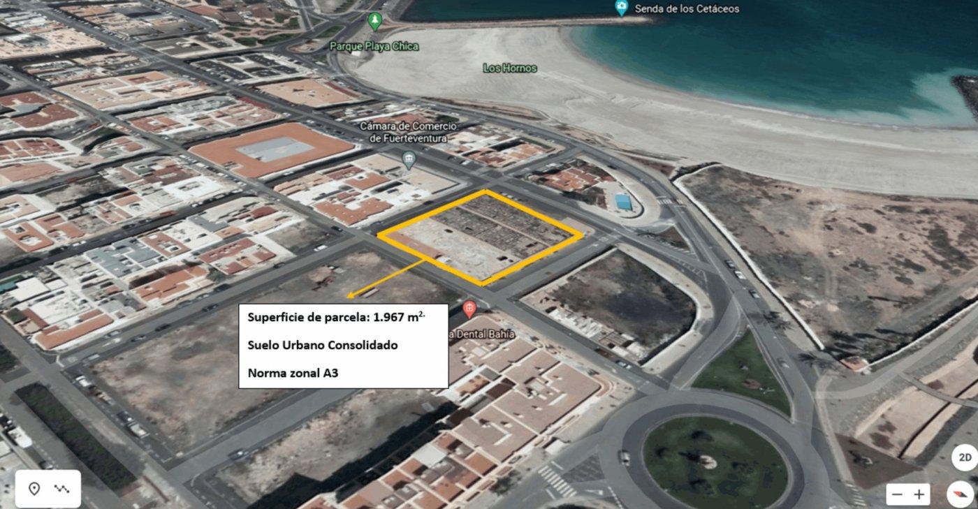solar en puerto-del-rosario · puerto-del-rosario 1920000€
