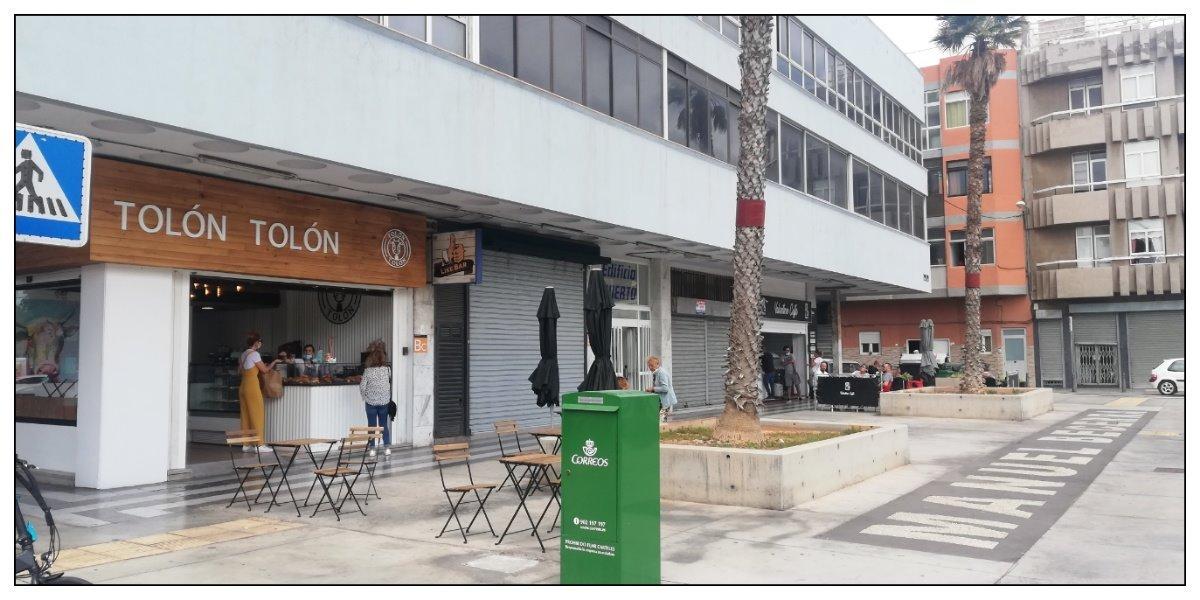 local-comercial en las-palmas-de-gran-canaria · la-isleta 600€