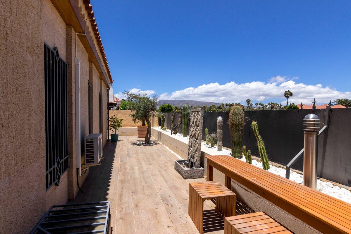 Maspalomas-Campo Internacional, Exclusivo Chalet con materiales de lujo