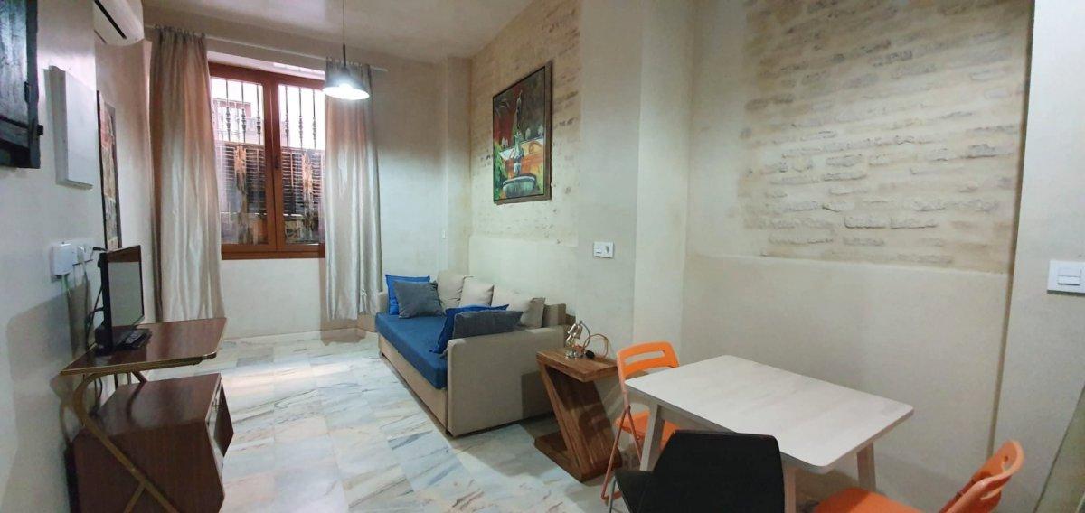 Studio for rent in Centro, Sevilla