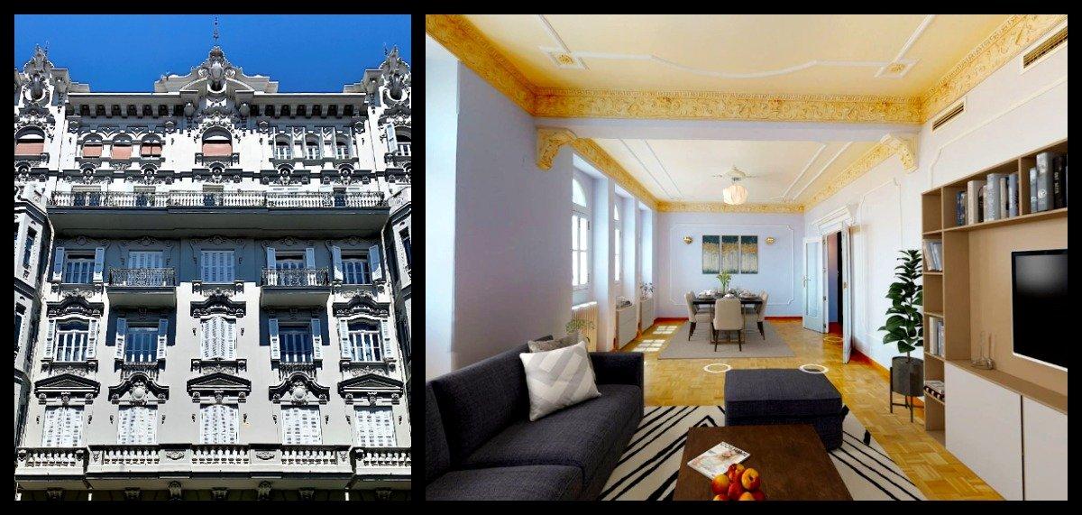piso en valencia · russafa---ruzafa 599000€