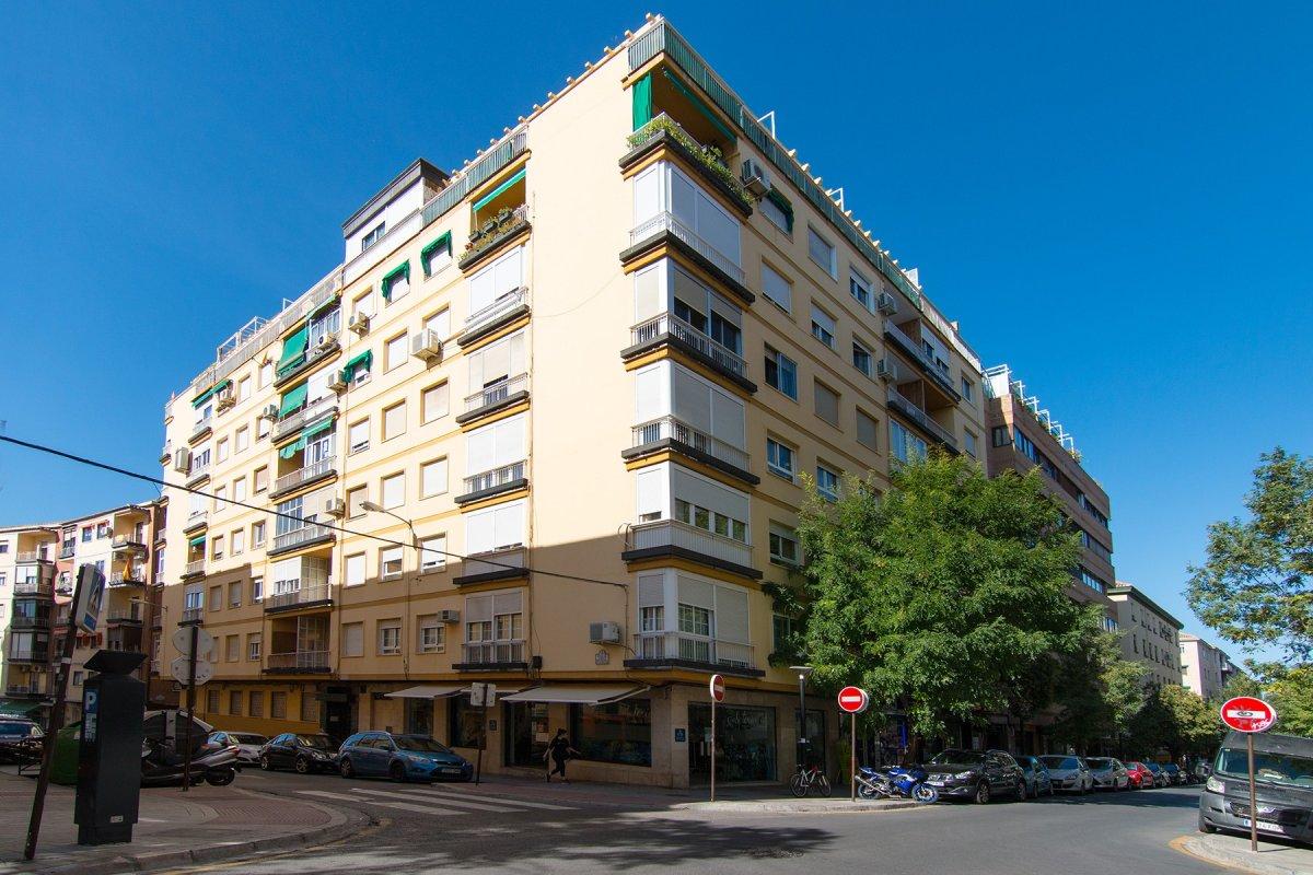 Céntrico piso cerca dela zona de Gran Capitan, Granada
