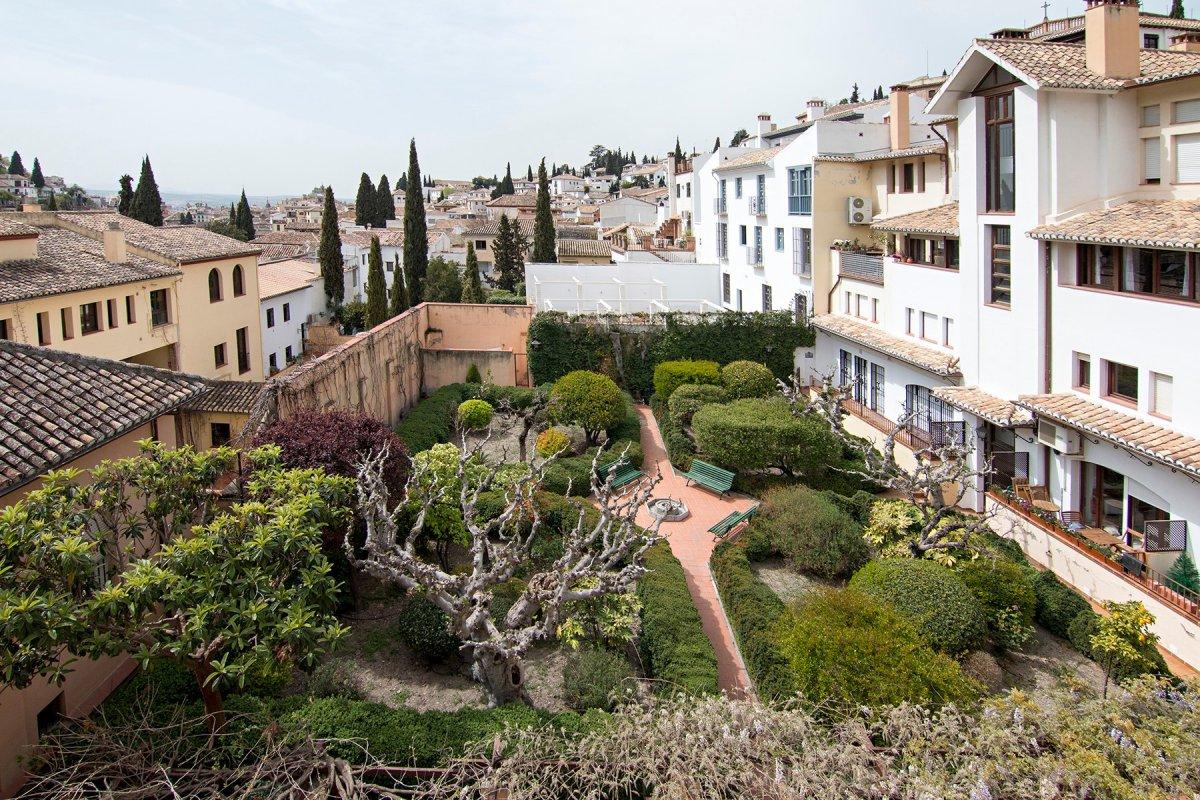 Espectacular duplex situado frente a la Alhambra, con impresionantes vistas., Granada