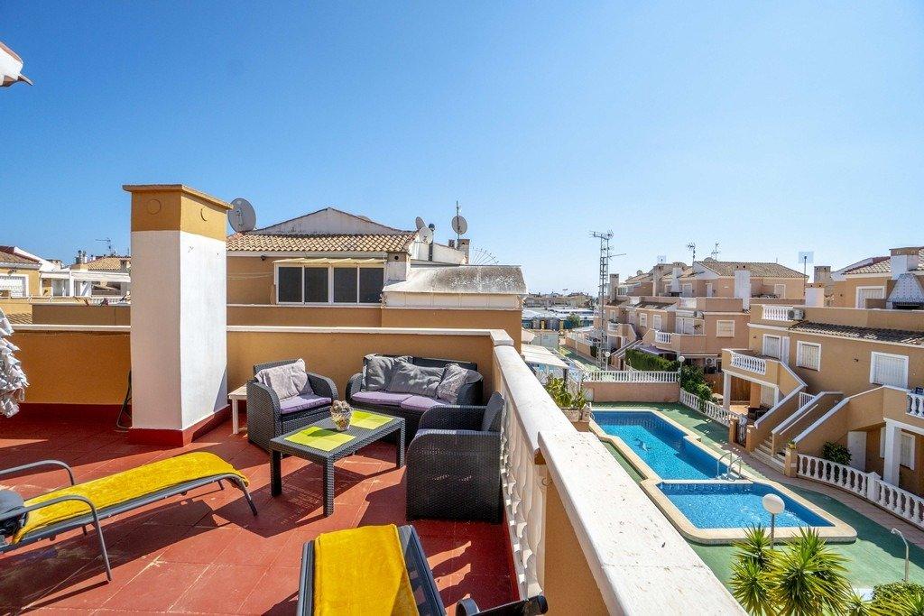duplex en torrevieja · mar-azul 129000€