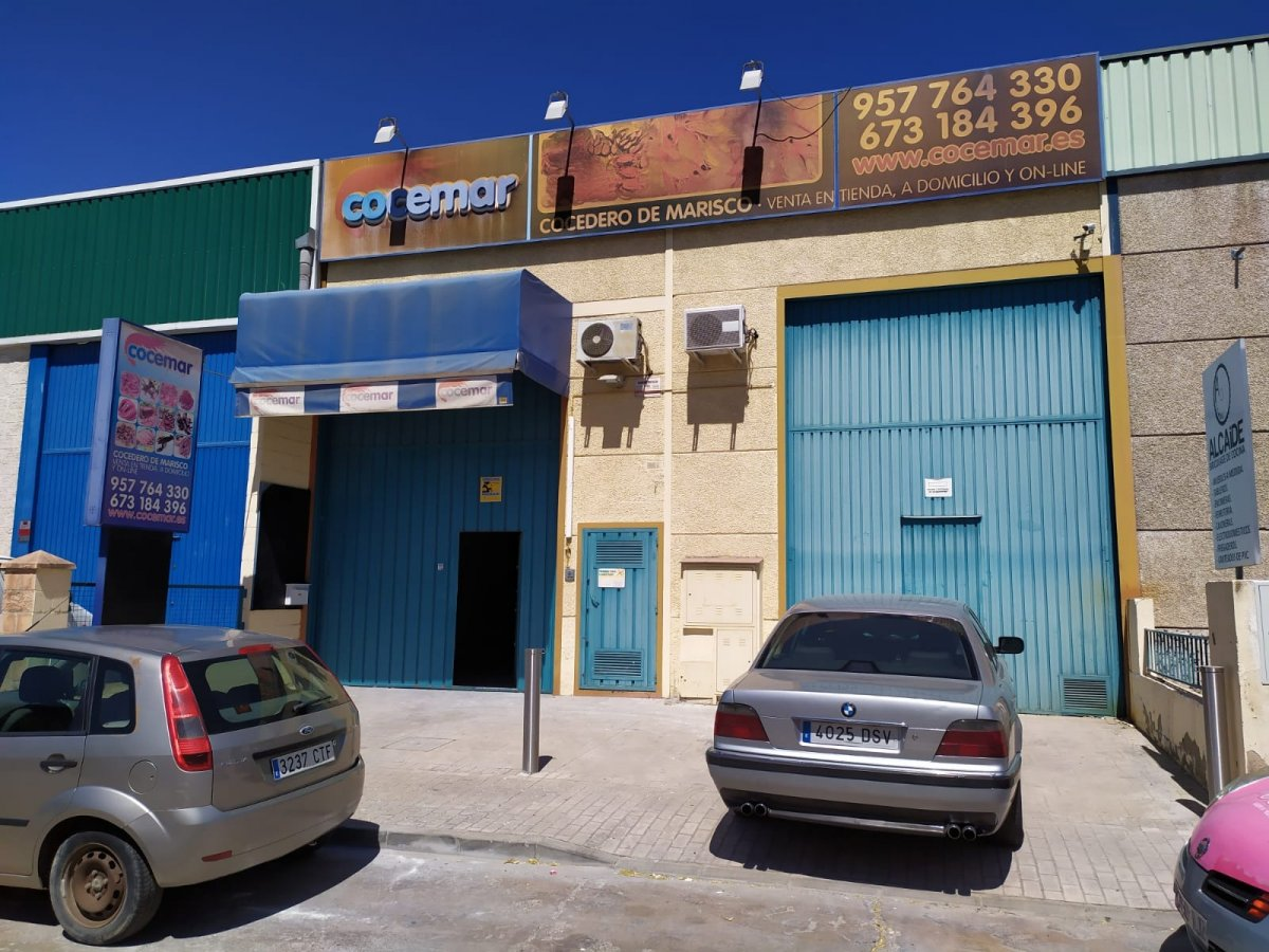 industrial-unit en cordoba · pi-pedroches 142000€