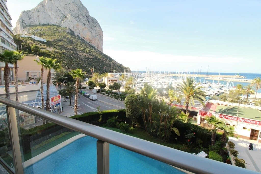 appartement en calpe · playa-de-la-fossa 250000€